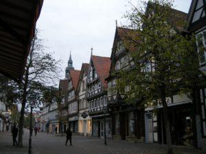 1e wandeldag Celle