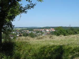 E1 door de Kraichgau