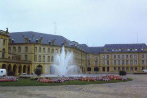 De GR5 door Noord-Frankrijk: Metz ligt niet ver van de GR 5