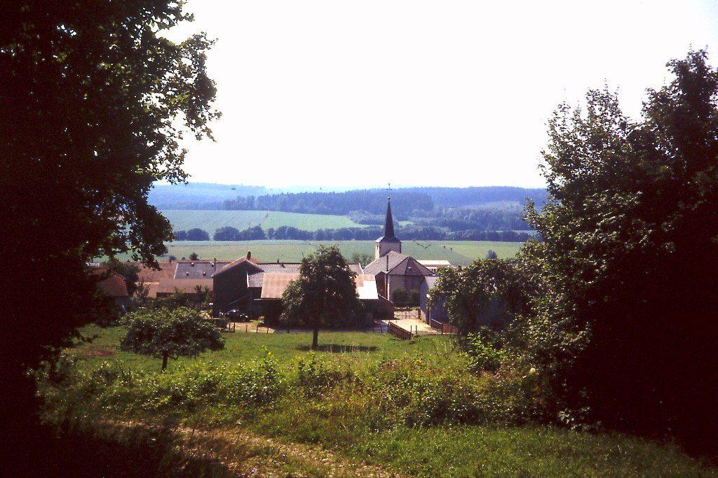 GR5 door Lotharingen-de Vogezen komen dichterbij!