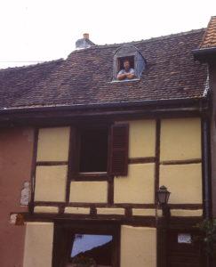 GR5 door de Jura: de gîte in Vandoncourt