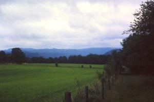 GR5 door de Jura: op weg naar Saint-Hippolyte